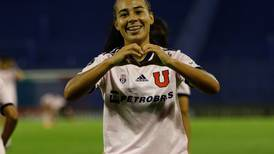 #VamosLaU : U. de Chile derrotó a Peñarol en Copa Libertadores Femenina