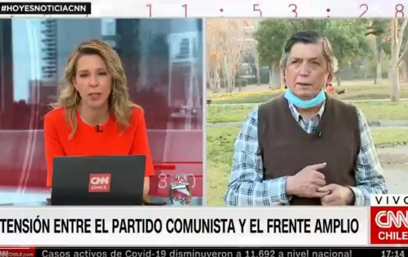 Lautaro Carmona en CNN.