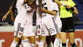 "La ""U"" avanza imparable en la Copa Libertadores femenina"
