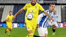 Ben Brereton anda desatado: marcó un doblete, pero no pudo celebrar con el Blackburn Rovers