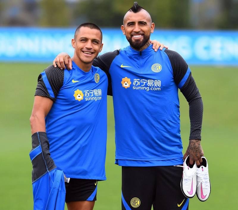 Alexis y Vidal