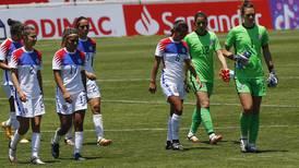 """Segunda derrota de la """"Roja"""" femenina en Tokio: ahora cayó 2-1 ante Canadá"""