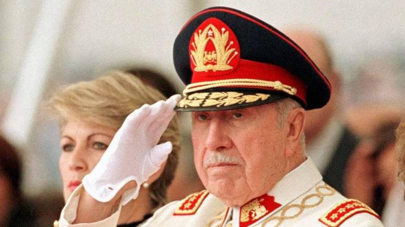 Temuco despojó a Pinochet.
