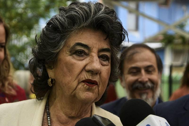 Virginia Reginato no llegó al concejo.