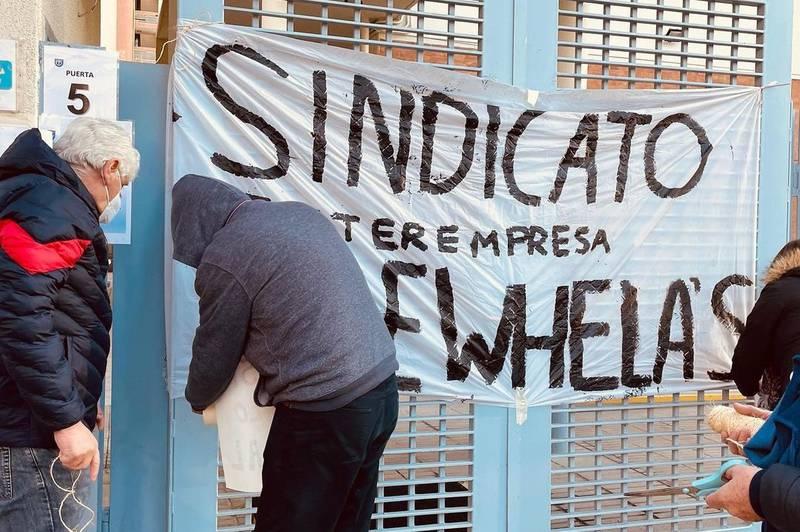 Sindicato Trewhela's