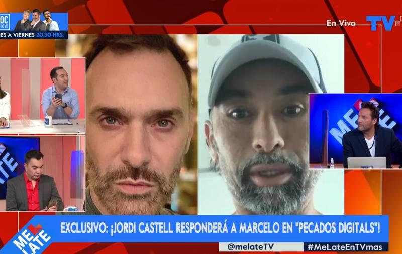 Jordi Castell dijo algo más de Chino Ríos