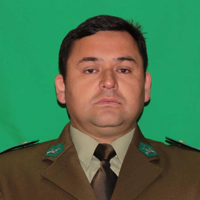 Carabinero asesinado en La Araucanía.