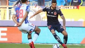 La 'U' igualó en un desafortunado partido ante Deportes Antofagasta