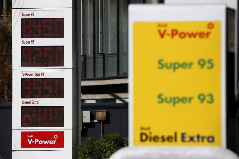 El precio de las bencinas caerá.