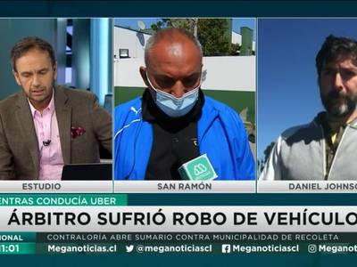 """Exárbitro Eduardo Ponce entrega dramático testimonio tras ser asaltado: """"Me apuntaron con un arma, después me golpearon mucho"""""""