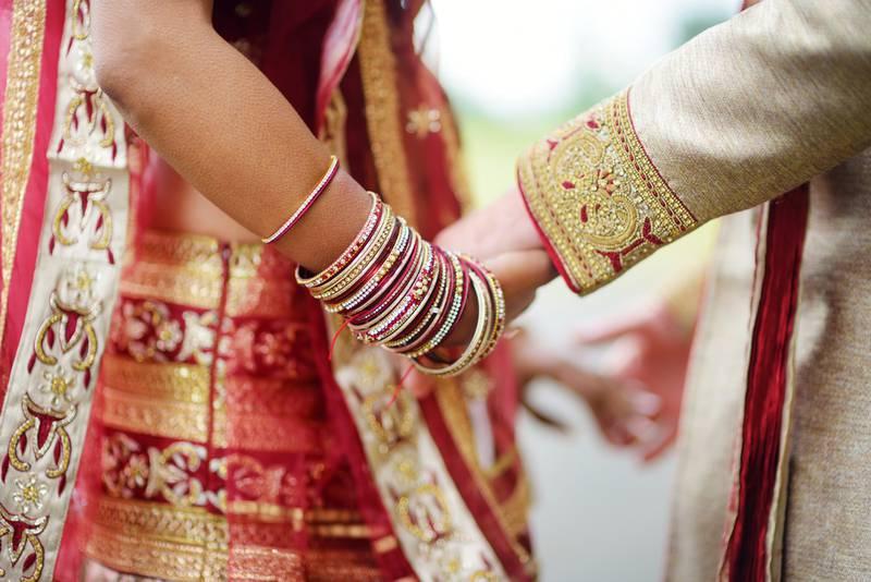 Matrimonio indio hindú