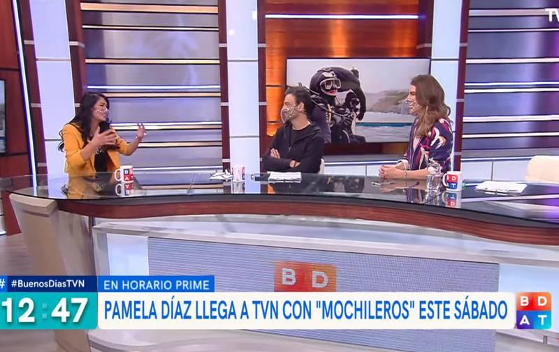 Pamela Díaz en BDAT.