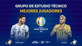 Premio doble: la Conmebol elige a Neymar y Messi como los mejores de la Copa América