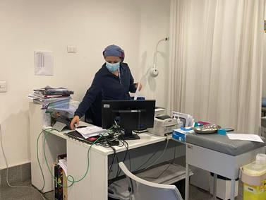 Hospital El Carmen el primer hospital de Chile en abrir su laboratorio de muestras para la realización de exámenes los días domingo