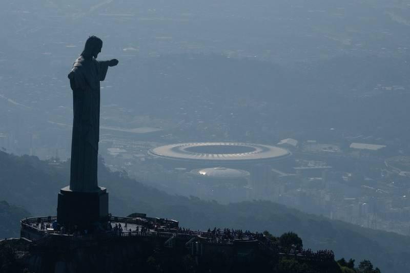 Copa América parte en Río de Janeiro para Chile.