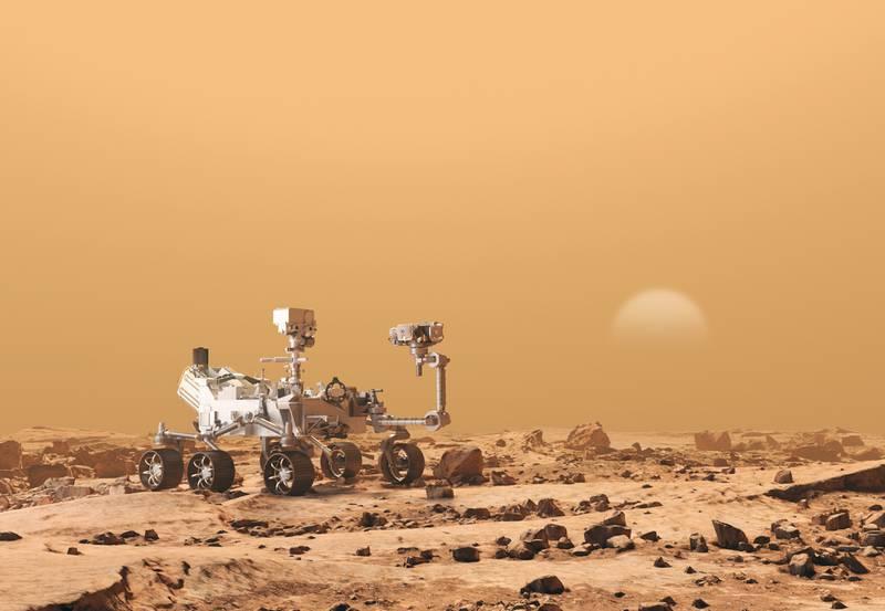 Perseverance Nasa Marte