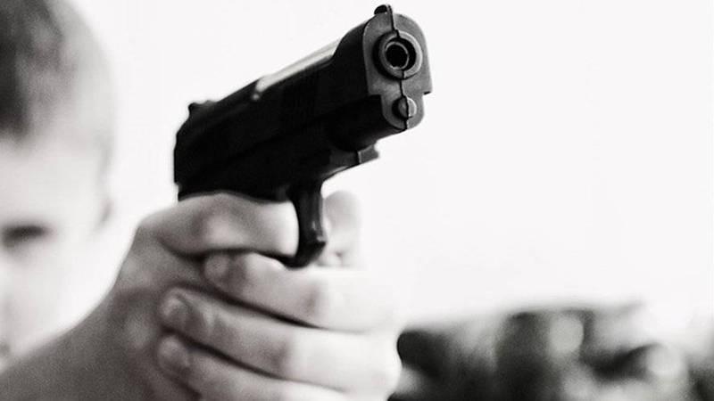 Ejecutaron al muchacho con un arma de fuego.
