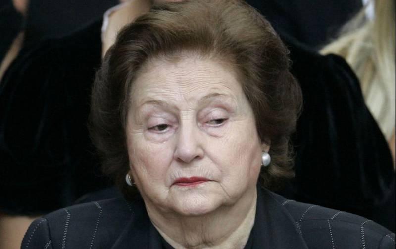 Lucía Hiriart.