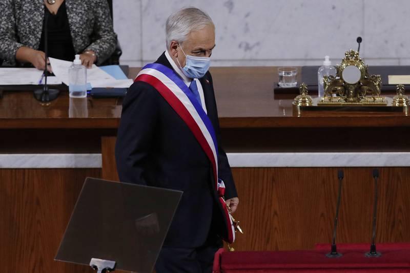 Piñera discurso
