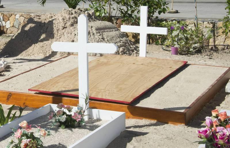 Una presunta exhumación ilegal ocurrió en Viña.