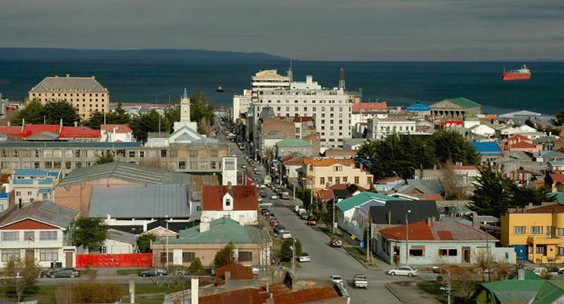 El pasajero viajaba desde Punta Arenas a Saniago.