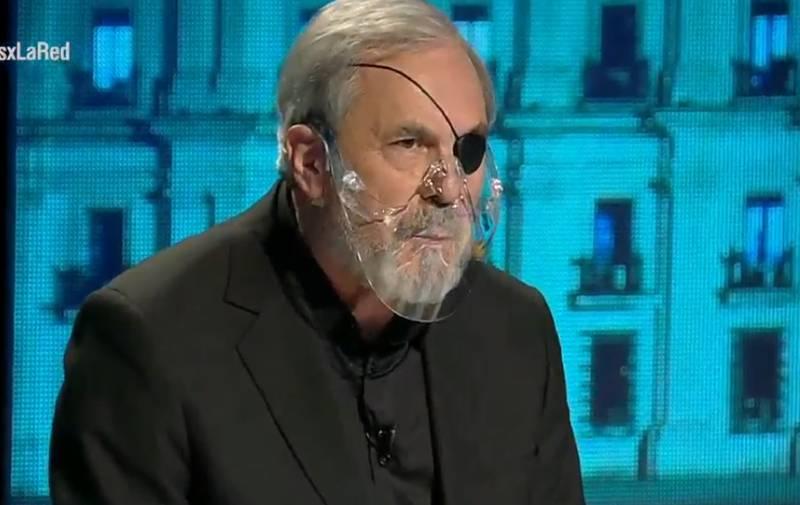 Santiago Pavlovic en el debate.
