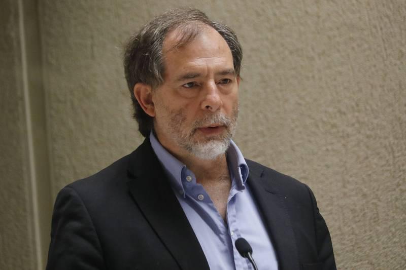 Guido Girardi, senador del PPD.