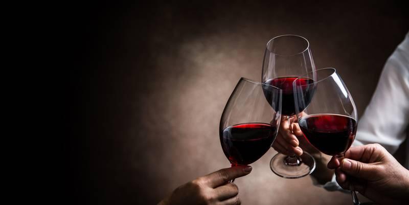 Alcohol vino