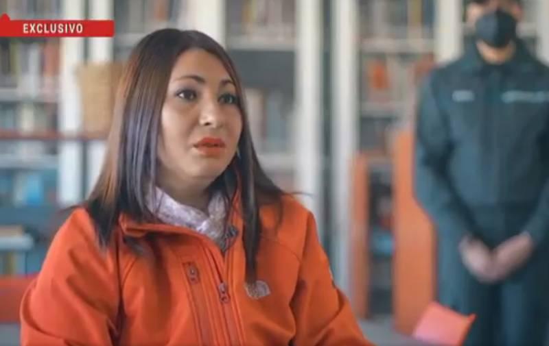 Crimen del profesor Nibaldo: la viuda habló con Informe Especial.