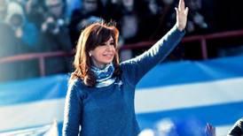 """Pese a la crisis argentina, Cristina Fernández asegura que """"el peronismo está más vigente que nunca"""""""