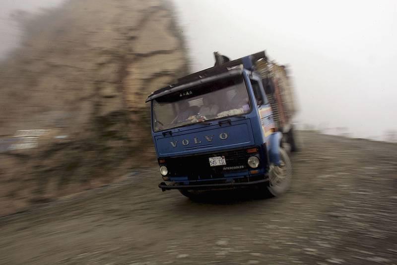 Camión Bolivia