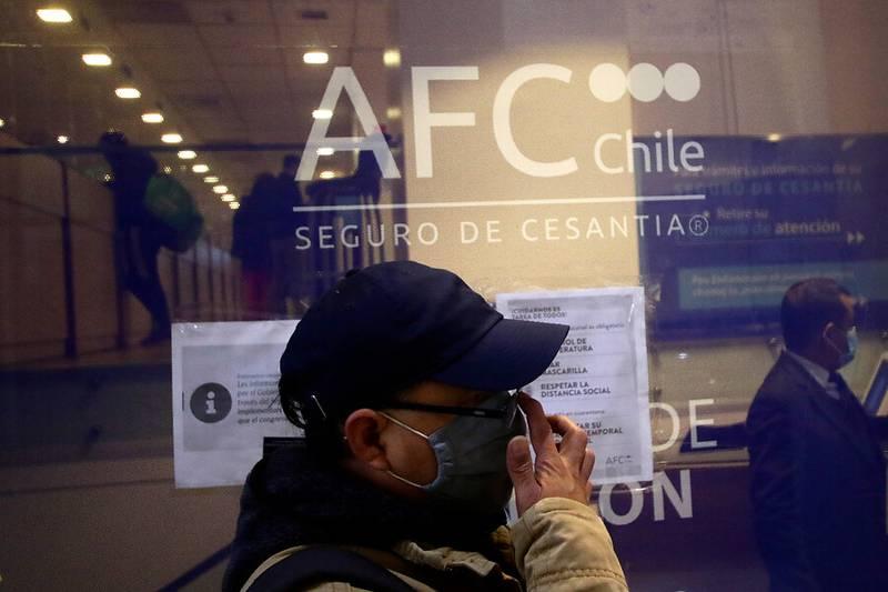 Finiquito afc Fondo de Cesantía Solidario Seguro de cesantía