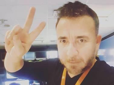 Julio César, Cárcamo y Lagos piden rezar por director de Canal 13 grave por covid-19