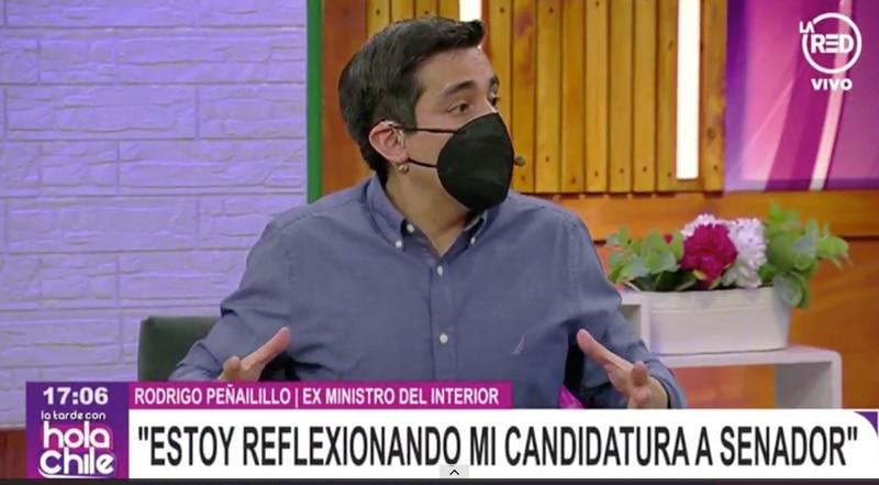 La Fiscalía benefició a Peñailillo.