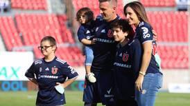 """Hijo de Walter Montillo emociona a cibernautas en adiós de su padre a la """"U"""""""