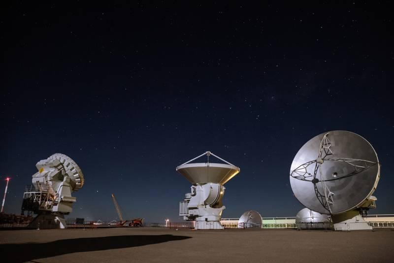 observatorio ALMA