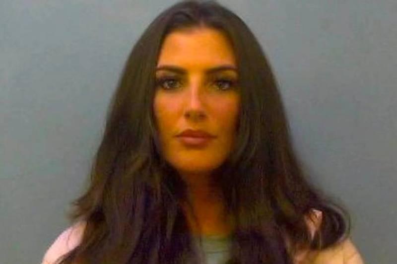 La stripper condenada, Gemma Lyons.