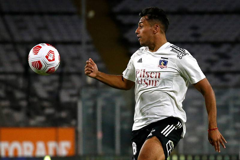 Colo Colo e Iván Morales sólo empataton.