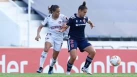 """La """"U"""" enfrenta a las colombianas en cuartos de final de la Libertadores femenina"""