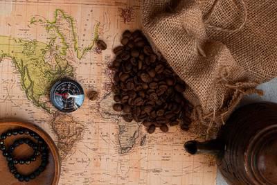 El café, un motivo de conversación: Su historia
