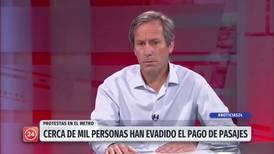 """Esto no prendió"": Clemente Pérez se suma al comando de Sebastián Sichel"