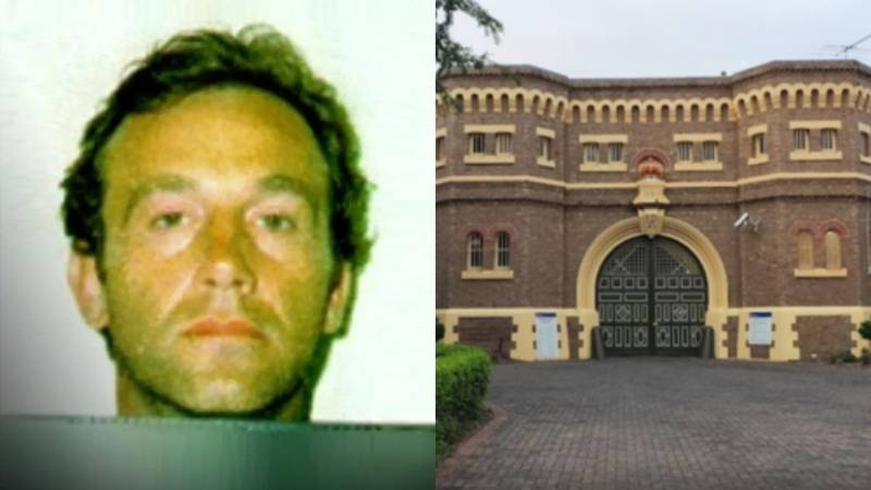 El fugitivo escapó de la prisión de Grafton.