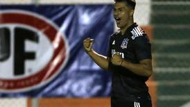 Colo Colo sumó su primer triunfo del torneo ante Cobresal: los dos goles fueron de Morales