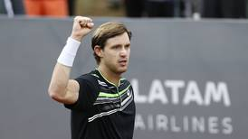 Jarry dio vuelta el día y se coronó campeón en el dobles de Santiago 2, luego de su derrota en semifinales individuales