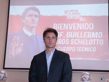 """Barros Schelotto avisa a la Roja: """"Espero que la gente haga sentir visitante a Chile"""""""