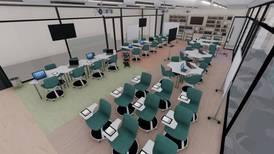 Innovación en el proceso de aprendizaje: primera híper aula en Chile