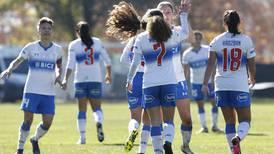 La UC no para: equipo femenino goleó a Cobresal y sigue con su buena racha en el campeonato