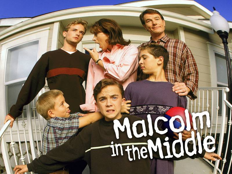 Malcolm in the Middle amazon prime video
