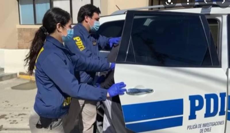 El testigo clave fue detenido por la PDI.