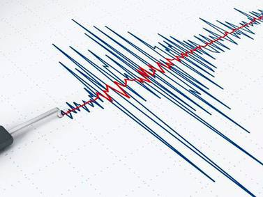 Movimiento sísmico de mediana intensidad se registra en regiones de Valparaíso y Metropolitana
